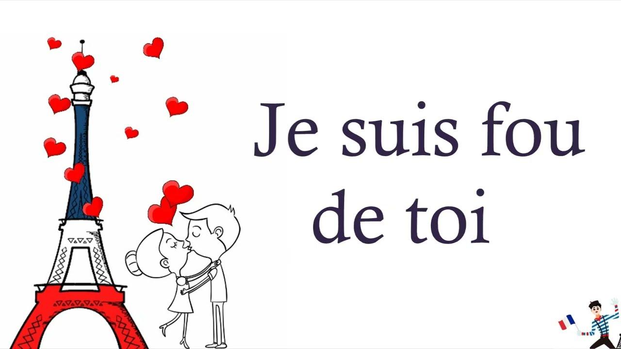 Frases De Amor En Frances Mas De 20 Expresiones De Amor En Frances