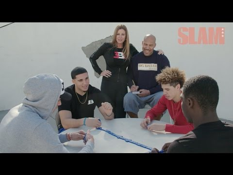Christmas Day With The Ball Family | SLAM Originals