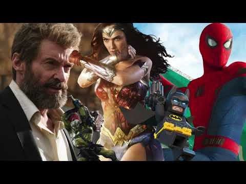 Episode 7 - Best Superhero Movies of 2017 Discussion!