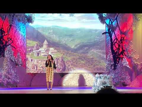 Армянская песня Адана ( поёт Тадевик Акопян)