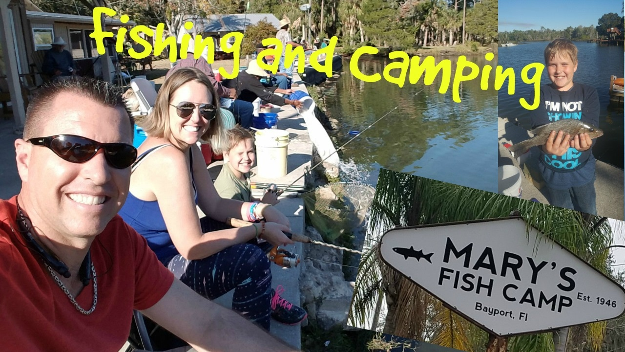 Mary 39 s fish camp youtube for Marys fish camp fl