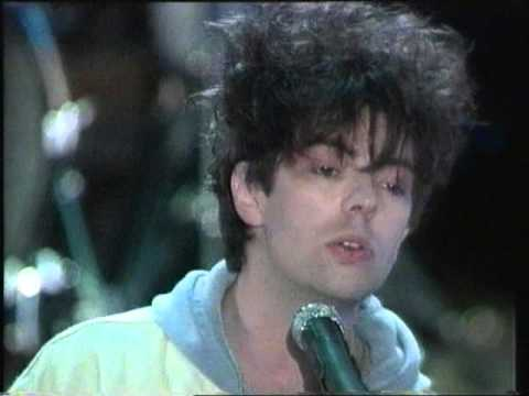 Ian Mcculloch Candleland Live Ibiza 92
