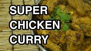 Chicken Curry Recipe - On The Bone