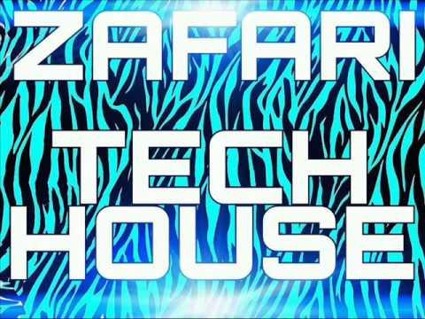Tech House 2016 - DJ ZAFARI - los Favo Vol 2 By:Sileyna