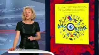 41. Comicfestival in Angoulême 2014