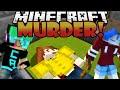 MINECRAFT MURDER | I HAVE A GUN | GAMER CHAD & RADIOJH GAMES