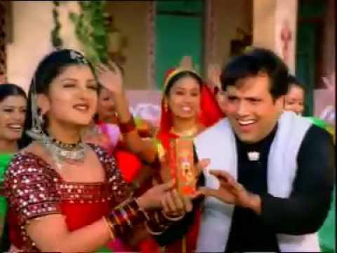 Govinda & Rambha Old Tv ad