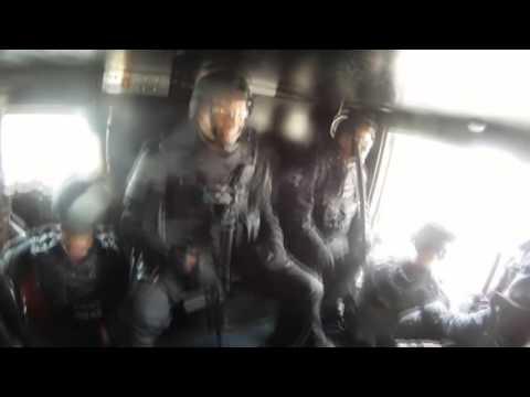 Русский спецназ против Американского