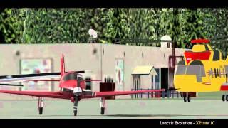 X Plane 10 Trailer