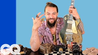10 Things Jason Momoa Can't Live Without | GQ