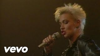 Music video by roxette performing chances.