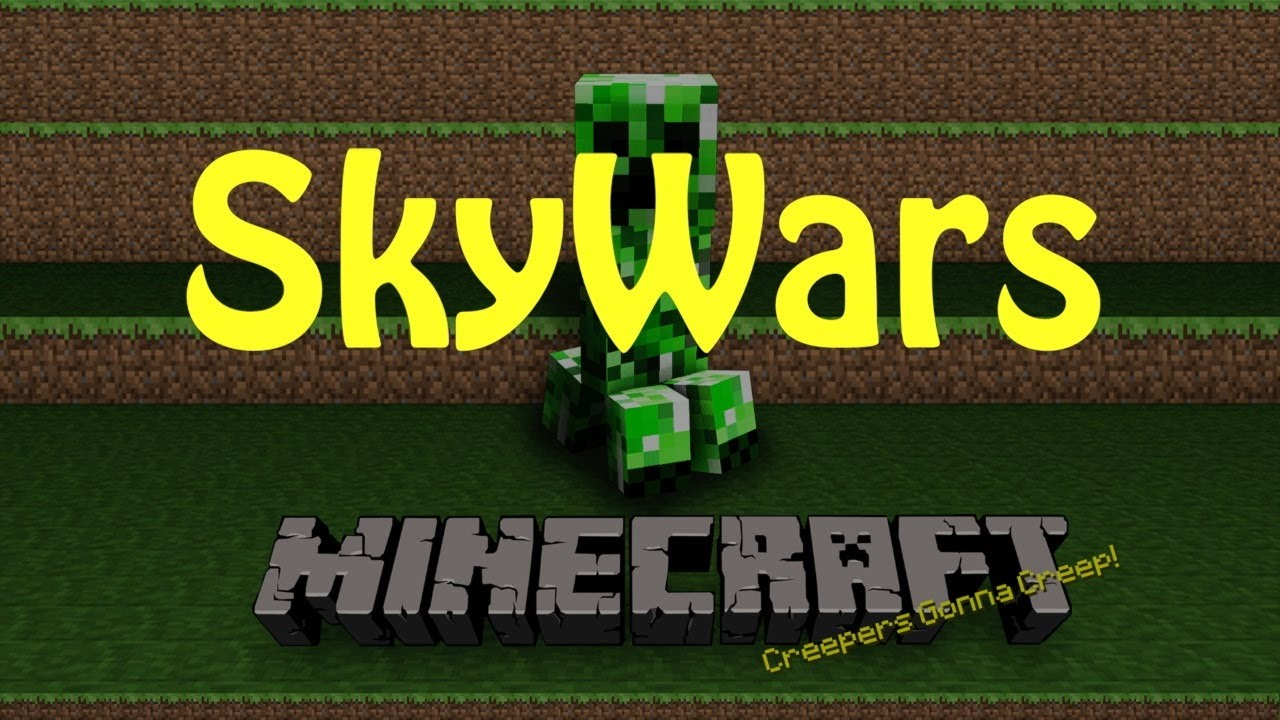 Minecraft SkyWars on Mac #1