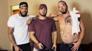 In Saginaw with Hardwork Jig & WarHead Bout2Blow | Studio & Video Shoot | Vlog Ep 80