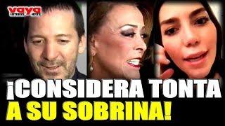 Luis Enrique Guzmán, tío de Frida Sofía reaccionó a sus declaraciones con Sylvia Pasquel