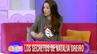 Entrevista a Natalia Oreiro - AM