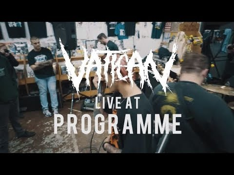 Vatican - FULL SET {HD} 04/20/18 (Live @ Programme Skate and Sound)