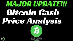BITCOIN CASH PRICE ANALYSIS (WHERE WILL BITCOIN CASH GO?)