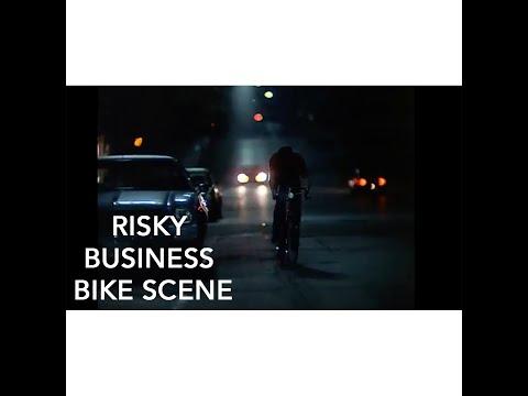 Risky Business Bike Scene