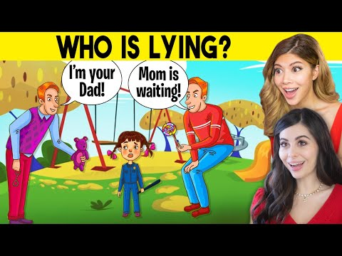 Life Hack RIDDLES To Put Survival Skills To The True Test! w/ Azzyland