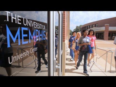 University of Memphis New Student Orientation 2017