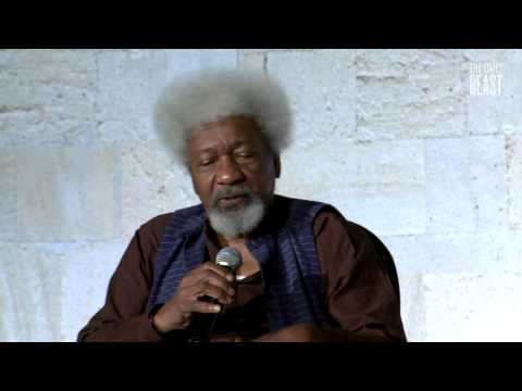 Hero Summit 2013 - Wole Soyinka - Heroes - YouTube