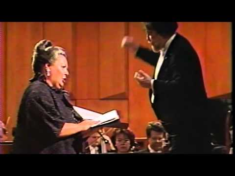 Strauss, Four Final Songs - Dame Margaret Price, George Cleve