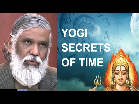Yogi Secrets Of Time: The Gods Of Time, Kala Bhairava & Chronos