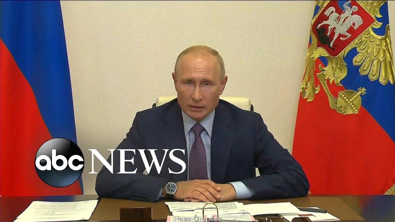 Putin's enduring power – ABC News