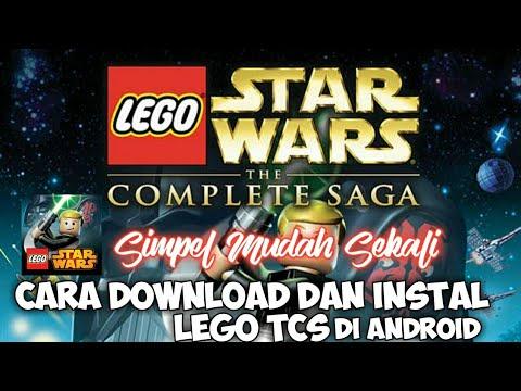 Cara Download Dan Instal Lego Star Wars TCS