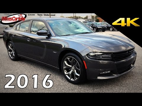 2016 Dodge Charger RT - Ultimate In-Depth Look in 4K
