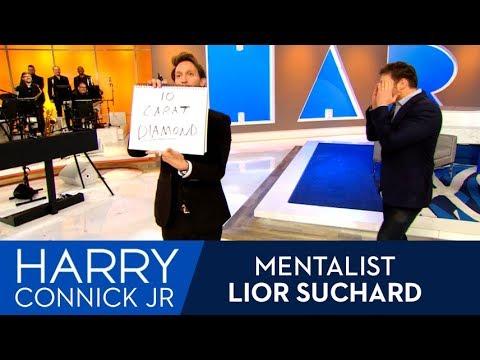 Amazing Mentalist Lior Suchard!