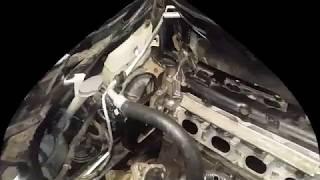 Nissan X-TRAIL MR20DE ремонт двигателя ч.1