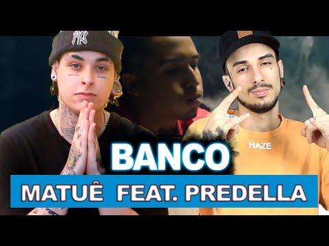 Matuê - Banco feat. Predella 💰 | REACT / ANÁLISE VERSATIL