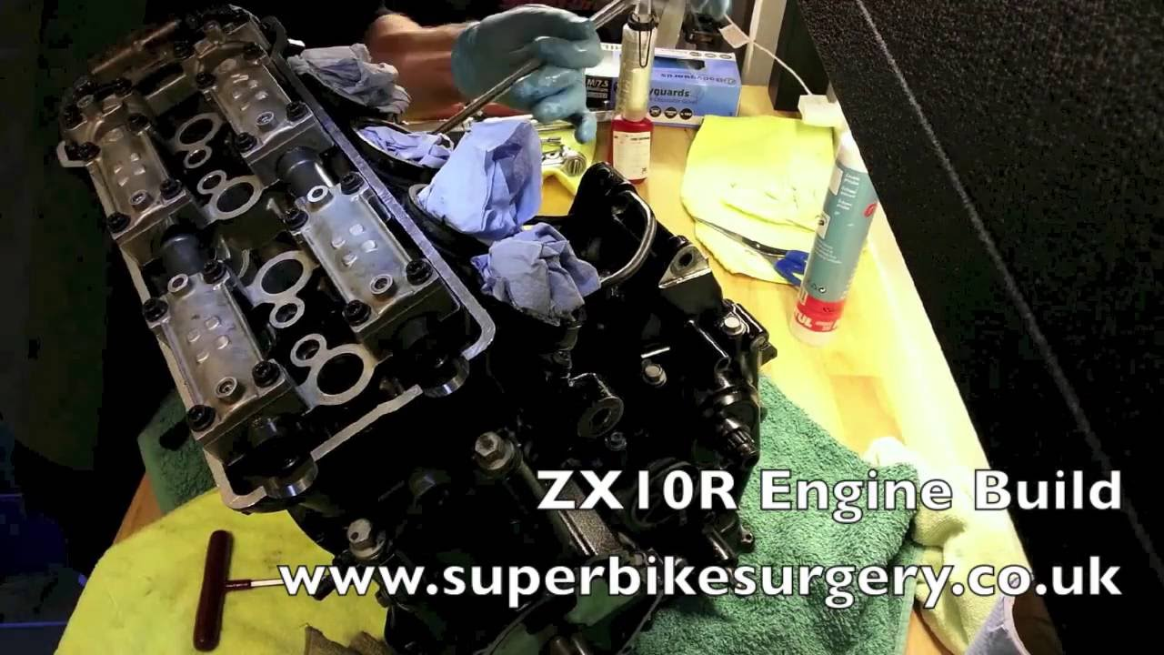 Engine Rebuilding Service — The Superbike Surgery Ltd