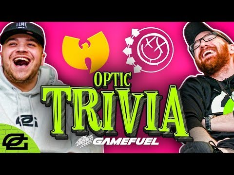 HOW WELL DO YOU KNOW YOUR MUSICIAN LOGOS? | OpTic Trivia Music Artist Logo Edition