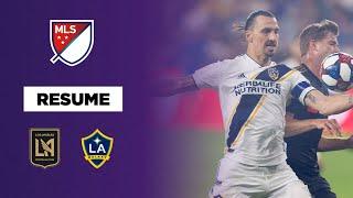 MLS : LAFC élimine le Galaxy et Ibrahimovic après un match fou !