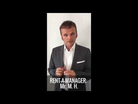Interim Manager International - Triple S Expert ( start up - speed up - shut down) Mr M. H.