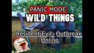 """PANIC MODE - Resident Evil Outbreak File #2 - Wild Things """"Speedrun"""""""