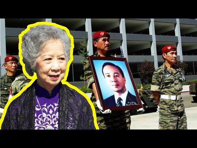 Bà Mai Anh Và Nỗi Đau Hồi Hương Bất Thành -Vợ Cố Tổng Thống Nguyễn Văn Thiệu-Tin Tức Online Mới Nhất