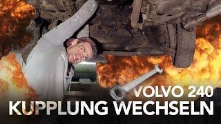 Kupplung wechseln Volvo 240 - Heimwerkerking Fynn Kliemann