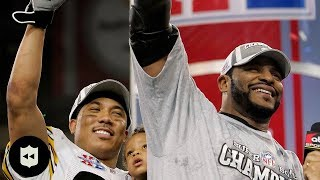"Jerome ""The Bus"" Bettis Retires After Super Bowl XL"