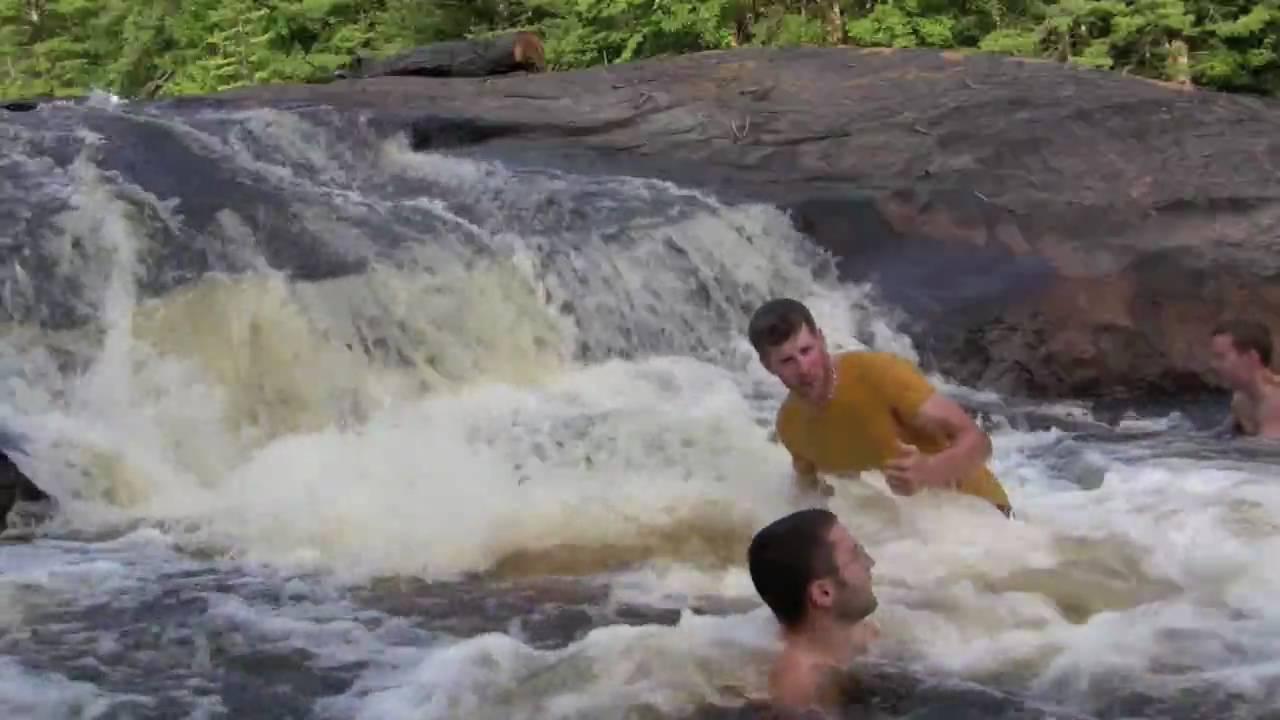 World's Largest Hot Tub - YouTube