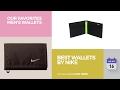Best Wallets By Nike Our Favorites Men's Wallets