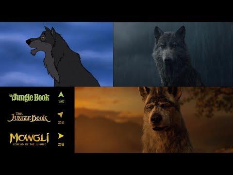 mowgli vs the jungle book reddit