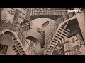Escher, retrospectiva en el Palacio de Gaviria