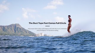 The Vans Duct Tape Festival: Waikiki | SURFER Magazine