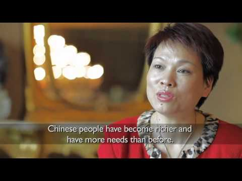 Zhou XiaoGuang - One of China's Richest Women, Madam Jo Made Her Billion from Costume Jewellery