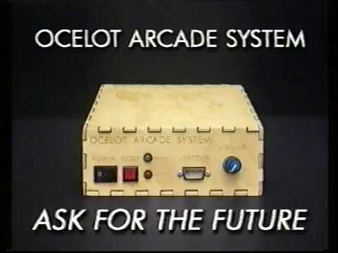 Interesting computer/arcade advert 80s? 90s??