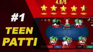 Teen Patti Superstar - 3 Patti Online Poker Gold screenshot 4