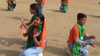 nukkad natak on swach bharat january 2018
